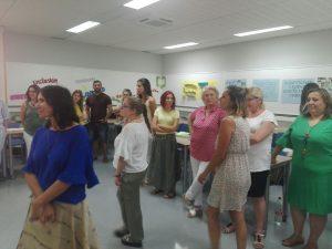 training of educators developed in the UMA